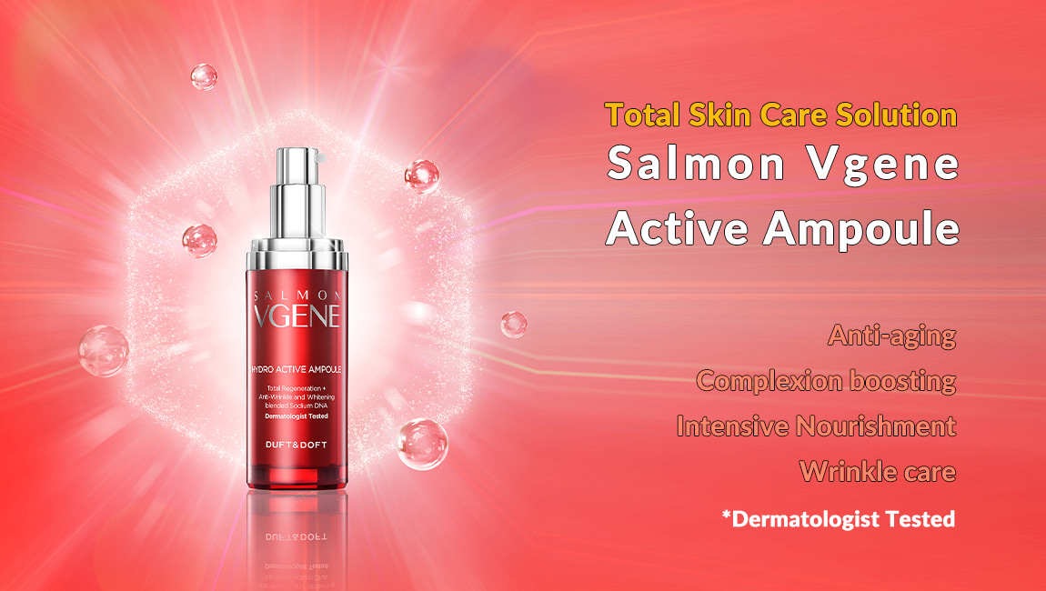 Duft and Doft Salmon V gene Active Ampoule