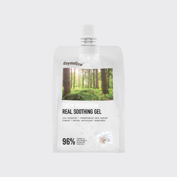 DAYMELLOW Snow Mushroom Real Soothing Gel,K Beauty