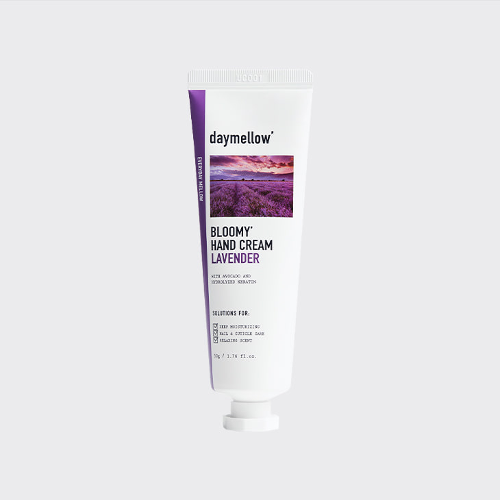 DAYMELLOW Bloomy Lavender Hand Cream,K Beauty