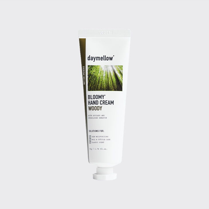 DAYMELLOW Bloomy Woody Hand Cream,K Beauty